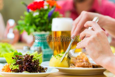 ristorante persone popolare uomo umano baviera
