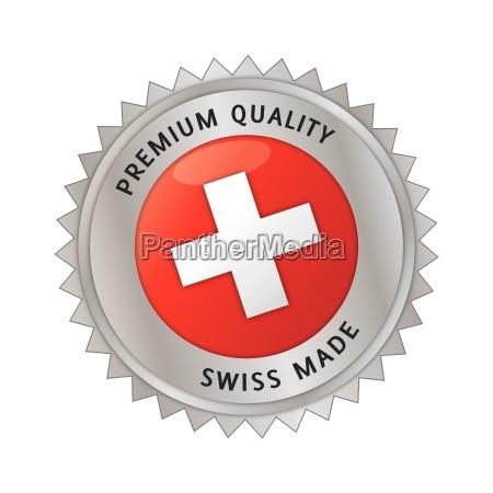 swiss made made in switzerland sigillo