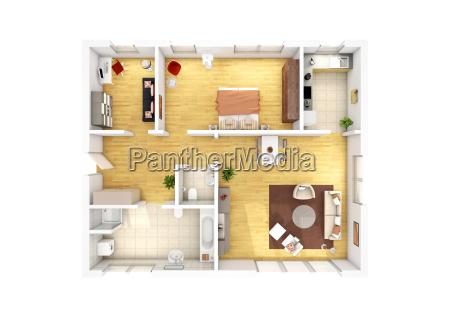 casa in casa arredamento istituzione proiezione