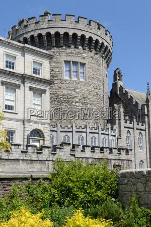 castello, di, dublino - 10099876