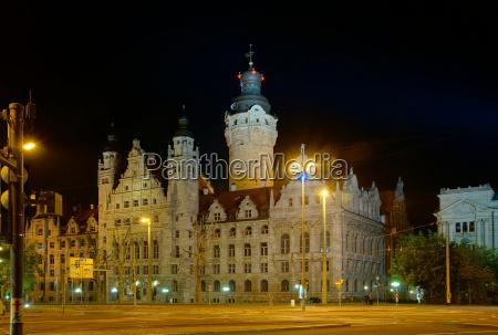 torre citta notte fotografia notturna germania