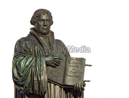 monumento di martin lutero