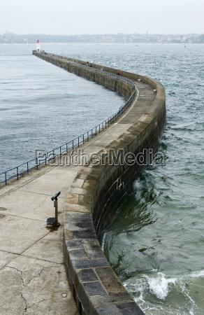 storico citta cultura muro francia costa
