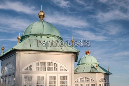 royal pavillions in copenhagen