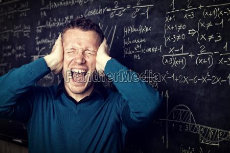 insegnante pazzo