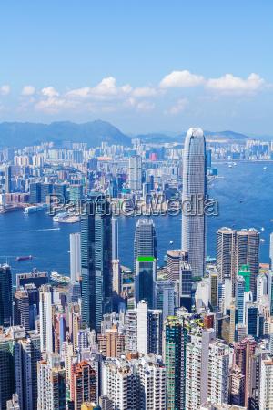 hong, kong, city, view - 10303961