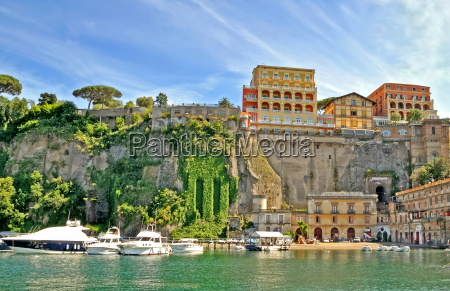 porto di sorrent italia