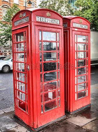 telefono pubblico cabina telefonica telefono londra