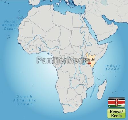 programma dellambiente del kenia con i
