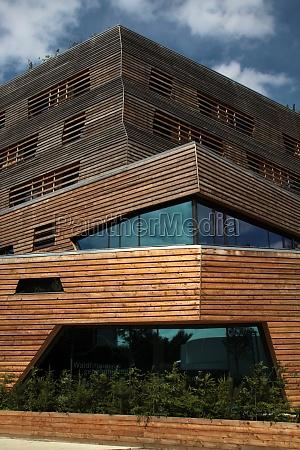 casa costruzione amburgo facciata stile di