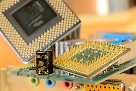 diverse parti hardware