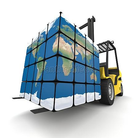 consegna in tutto il mondo
