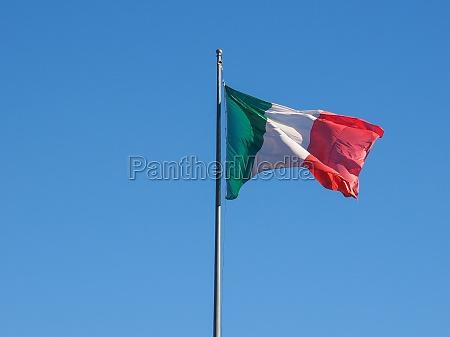 bandiera italiana