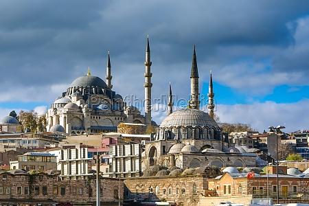 citta turchia stile di costruzione architettura