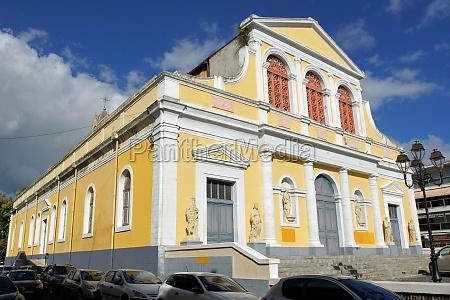 religione chiesa visita turistica basilica caraibico