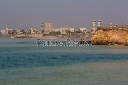 shores of dakar