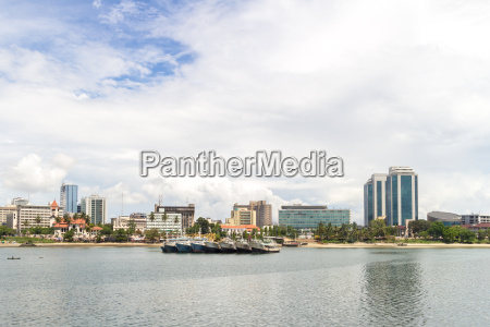 shores of dar es salaam