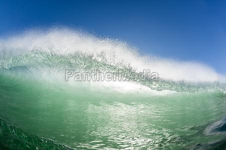 ocean wave parete acqua