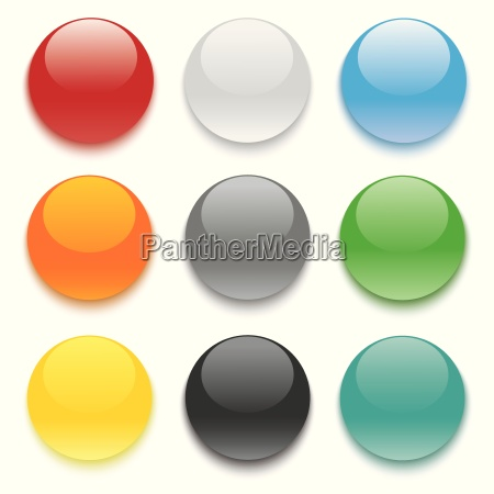 9 tasti colorati