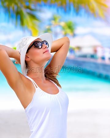 godere di vacanze estive