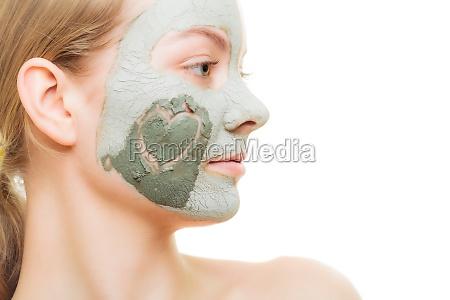 la cura della pelle donna in