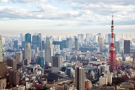 torre di tokyo