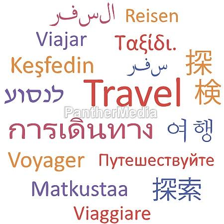 viaggio viaggiare progettazione concetto modello progetto