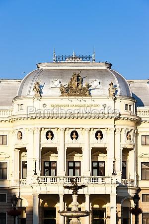 citta slovacchia stile di costruzione architettura