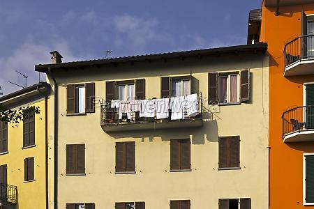 casa costruzione viaggiare architettonico balcone strappo