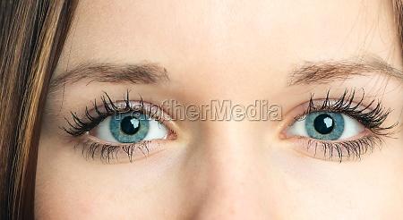 gli occhi di una donna