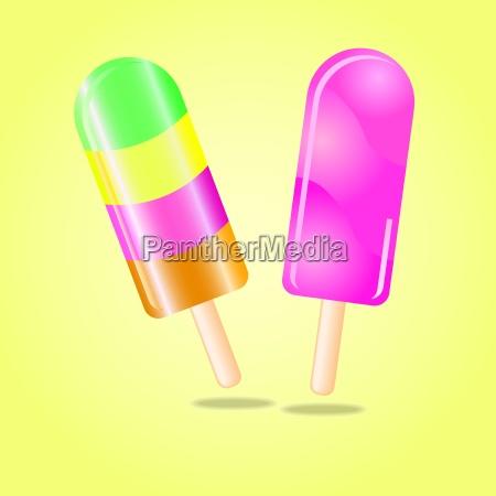 catarro raffreddore illustrazione sapore colorato cromatico