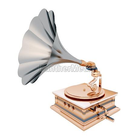 musica antico giradischi retro gramofono cassetta