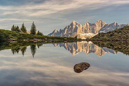 montagne alpi vertice picco vetta paesaggio
