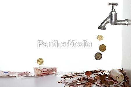 offerta di moneta