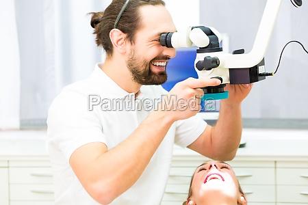 strumento attrezzo denti dentista sterile paziente