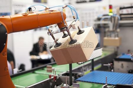 industria imballaggio