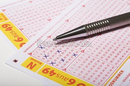 biglietto lotto