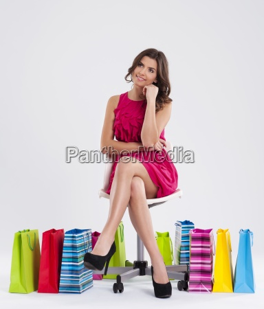 sognando la bella shopper