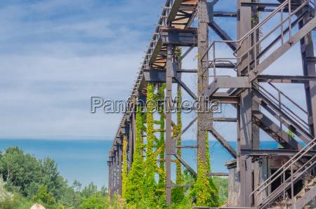 torre parco giardino industria visita turistica