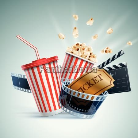 concetto di film