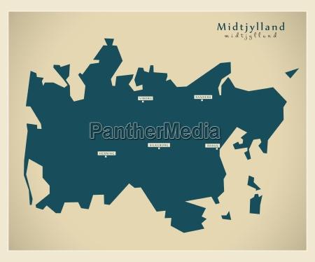 mappa moderna midtjylland dk