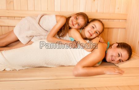 femminile vapore femmina facilitare agio riposo