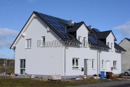 casa costruzione edificio residenziale nuovo edificio