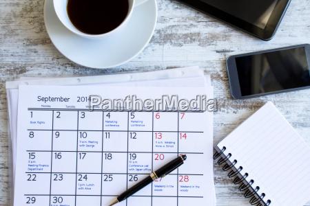 ufficio nota annotare termine deadline tregua
