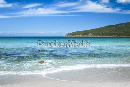 spiaggia australiana