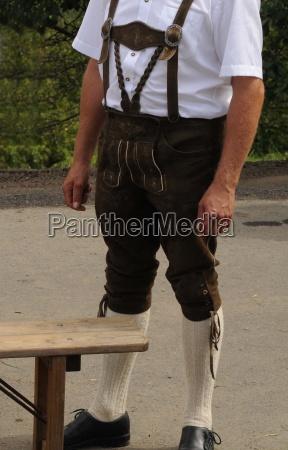 moda usanza costume stiria usanze pantaloni