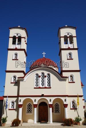 church crete georgioupolis greece ekklisia analipseos