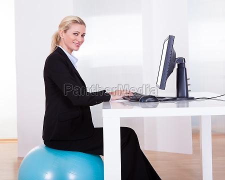 ambiente di lavoro confortevole