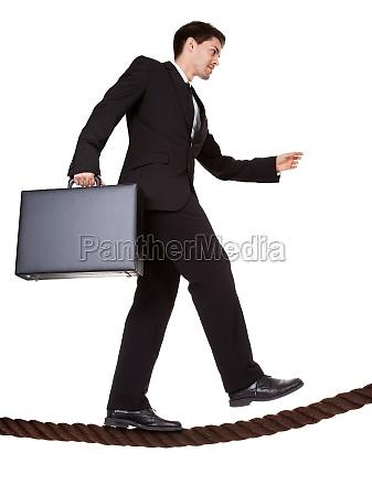 andare rilasciato rischio appartato affare affari