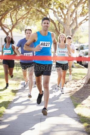 maratona vincente maschile